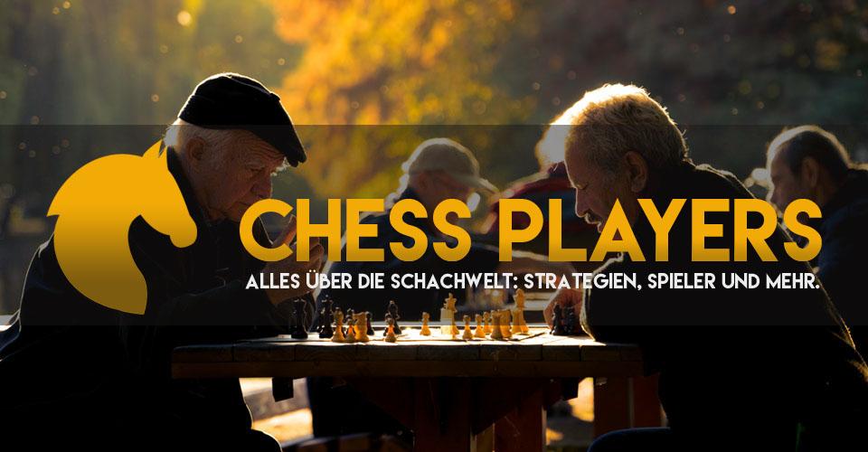 6 Schachspieler, die nie vergessen werden.